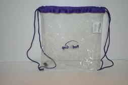 Clear GOLF Event Cinch Bag Backpack Drawstring Bag Fedex Cup