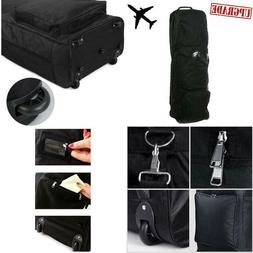 Zeudas Golf Travel Bag, Bags For Airlines With Wheels, Club