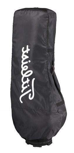 Titleist Golf Travel Caddy Carry Bag Case Cover Black Unisex