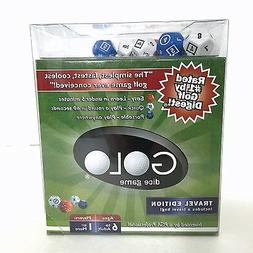 GOLO Golf Dice Game It's Golf in a Cup! Travel Edition For 1