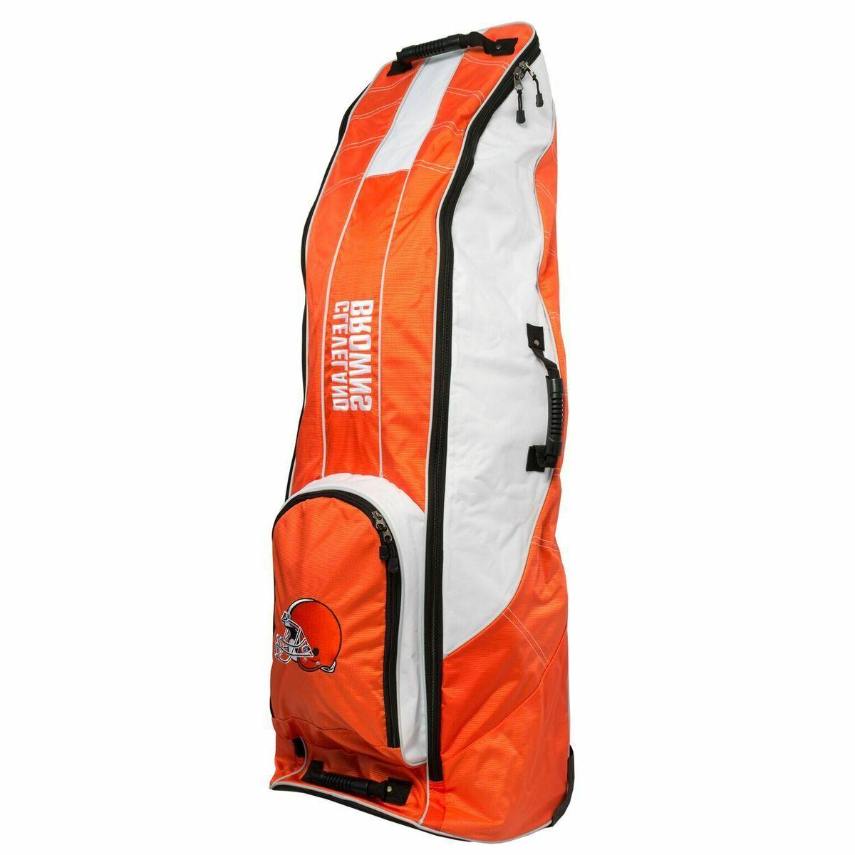 New Golf Browns Golf Bag Travel Cover