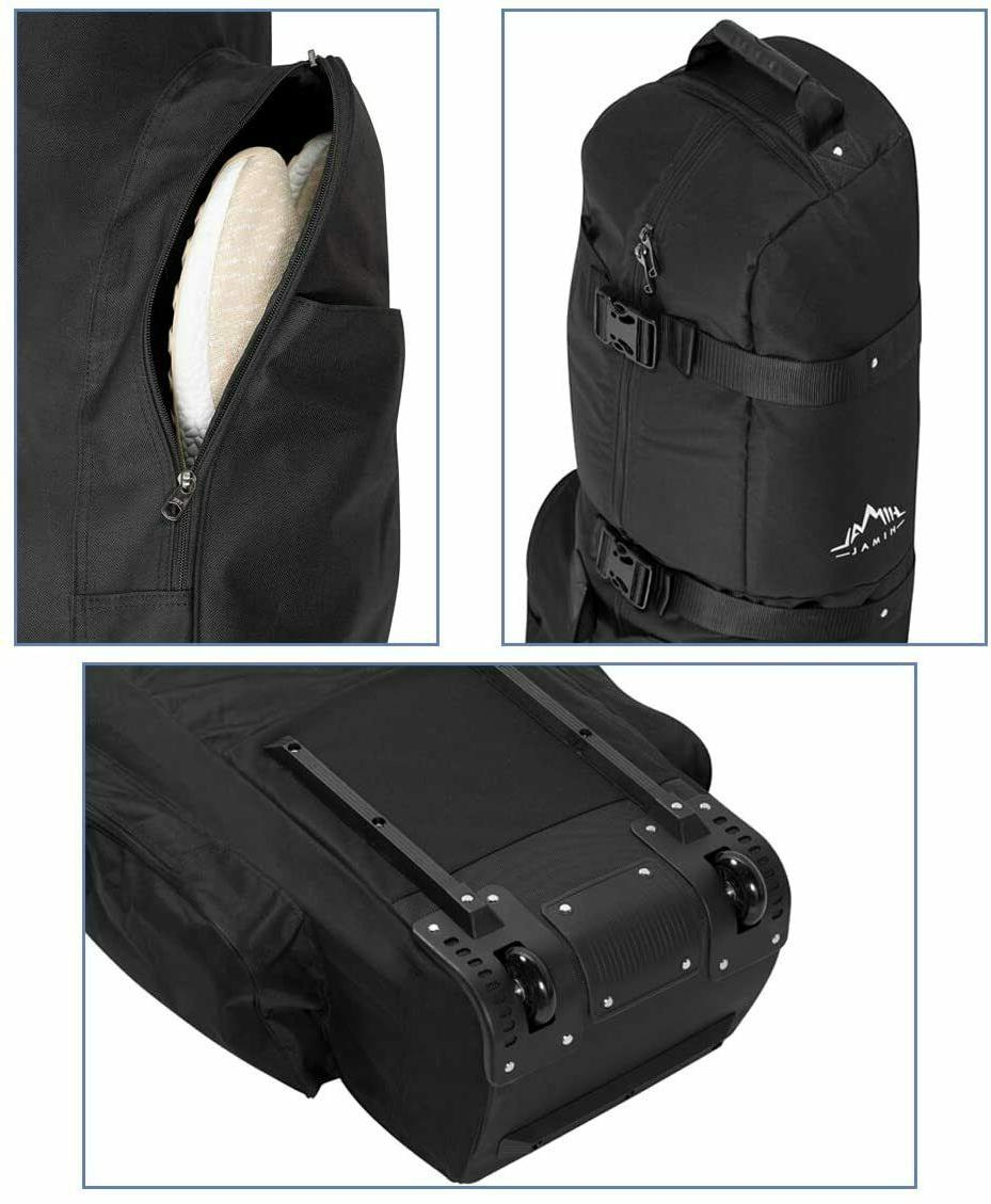 Himal 600D Polyester Resistant Travel