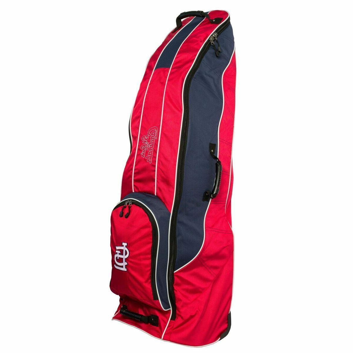 louis cardinals bag cover red