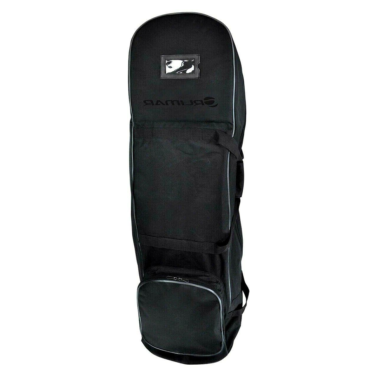 NEW Orlimar Golf 4.0 Wheeled Travel Bag Black