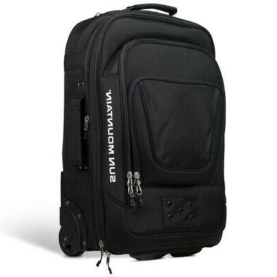 wheeled carry on golf luggage choose color