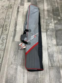 New Taylormade Travel Padded Cover Bag Gray Black  Very Cool