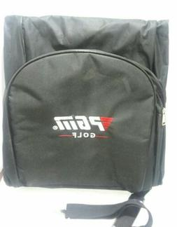 New Wheeled Water Proof Golf Bag Cover For Travel Made By PG