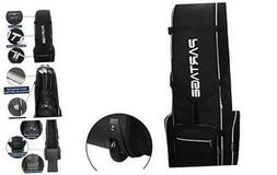 Partage Golf Travel Bag with Wheels,Golf Travel Case for Air