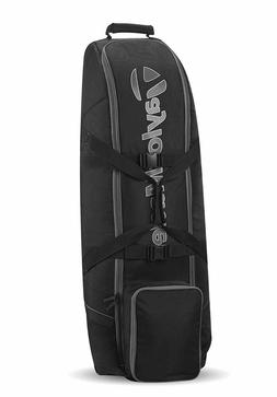 Taylormade Players Travel Cover Bag  with Wheels - Black - N