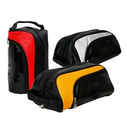 Portable Golf Shoe Case Travel Sports Gym Fitness Hand Bag S