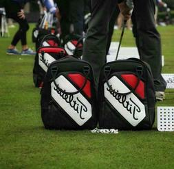 1- Titleist RED WHITE and BLACK Carry Bag, Free shipping
